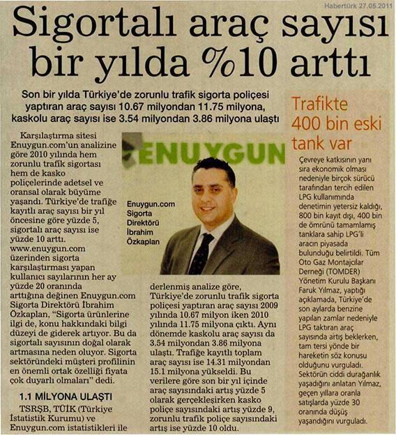 Habertürk İbrahim Özkaplan