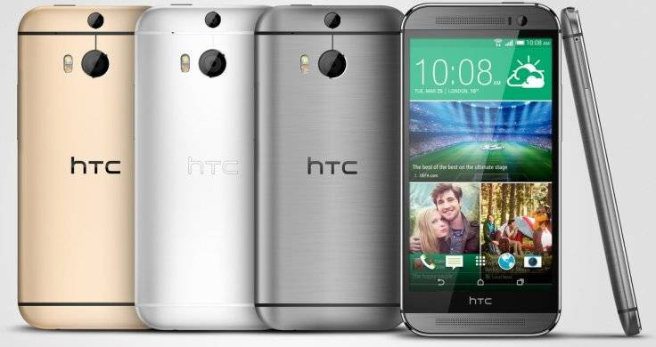 HTC One M9 Renk
