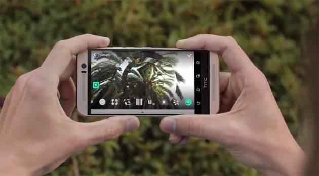 htc one m9 video kalitesi