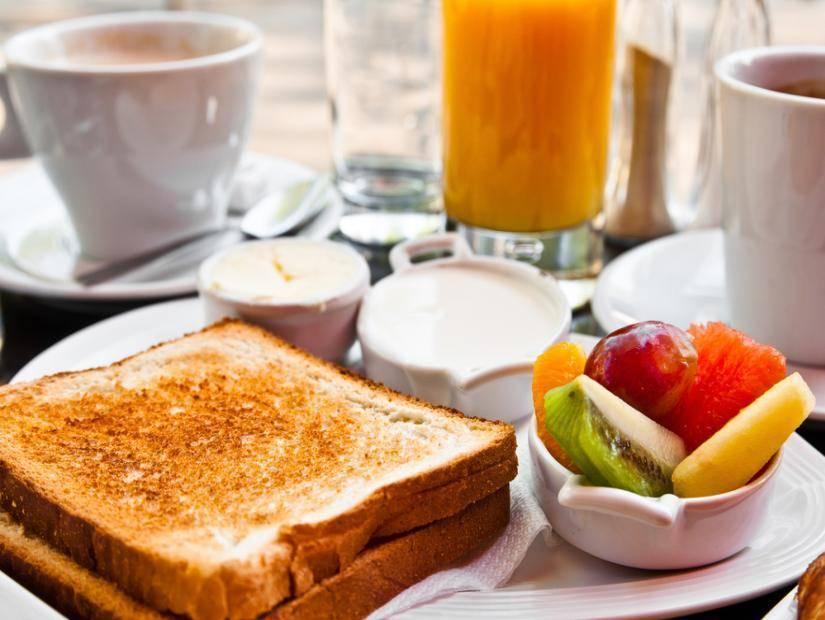 Amerikada Kahvaltı