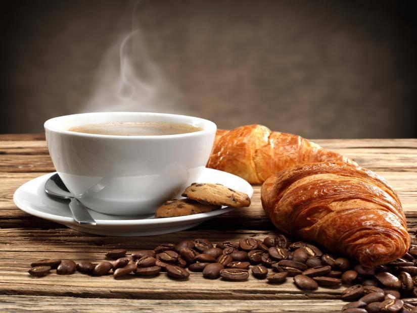 Kahve ve Kruvasan