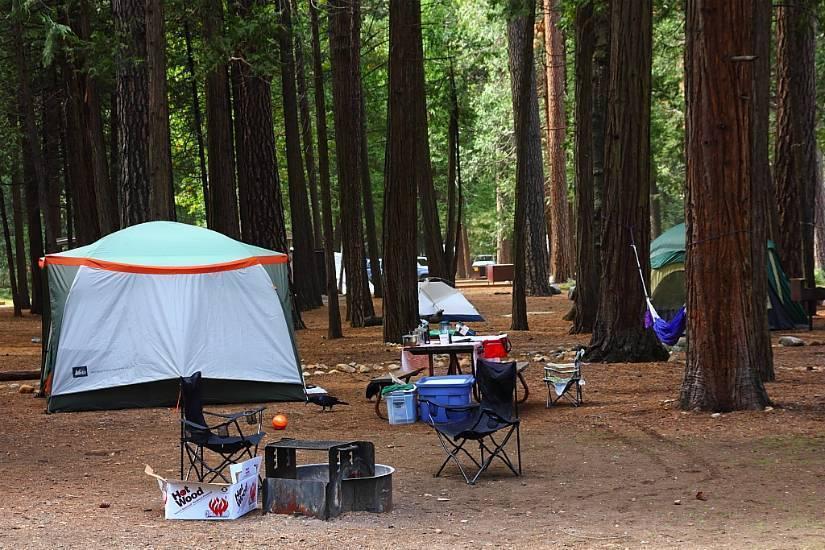Olimpos Kamp Alanı