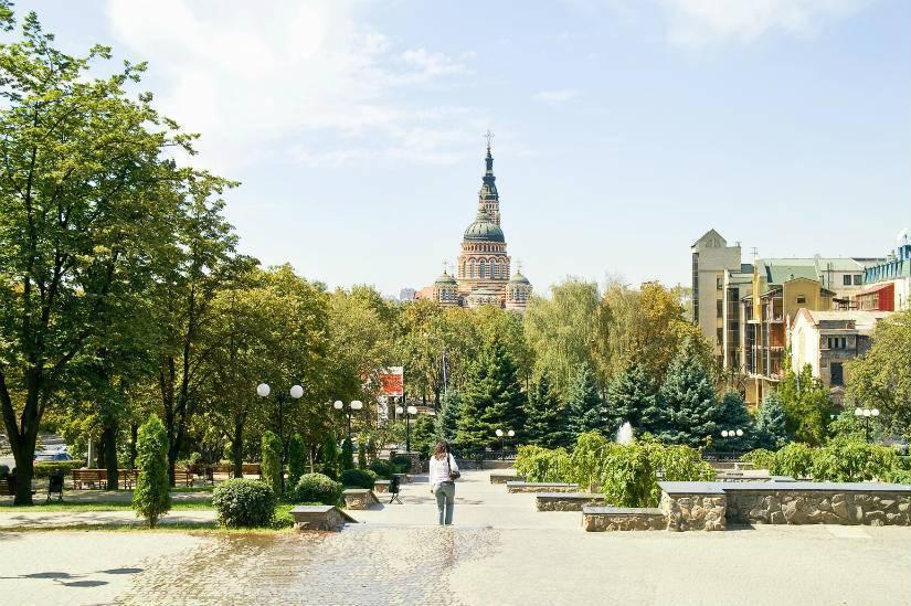 2 Eylül'de Kharkiv