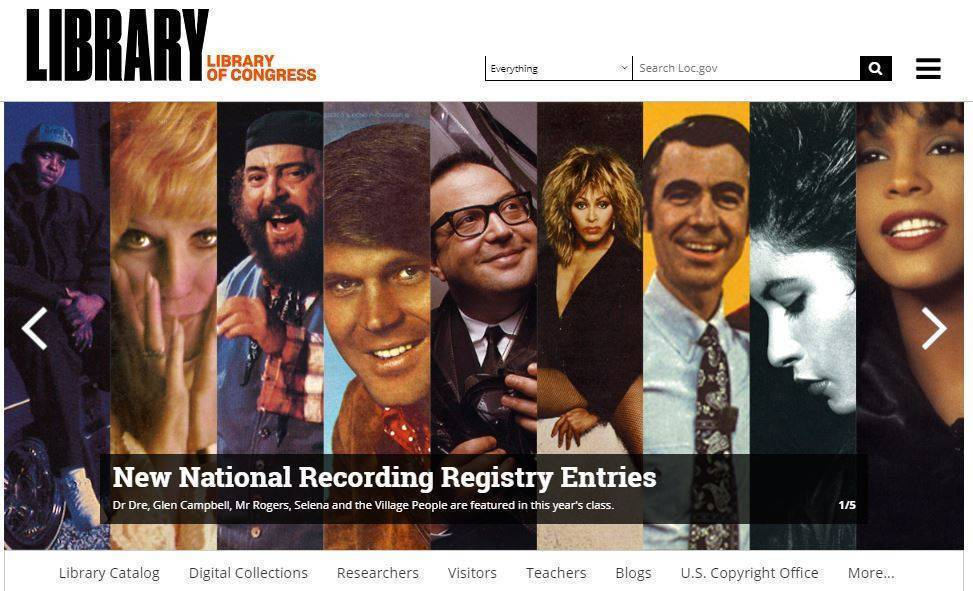 ABD Kongre Kütüphanesi Dijital Arşivi