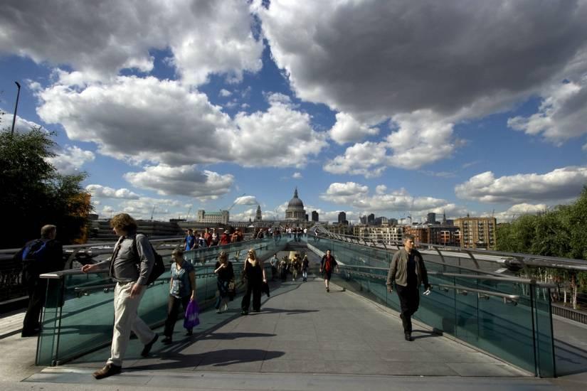 İlk akla gelen Londra