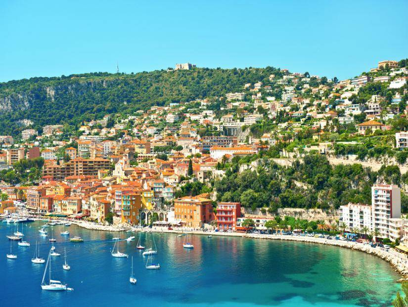 Fransız Rivierası'nın kalbi Nice