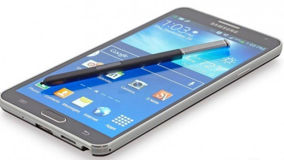 Galaxy Note 4 Kalem