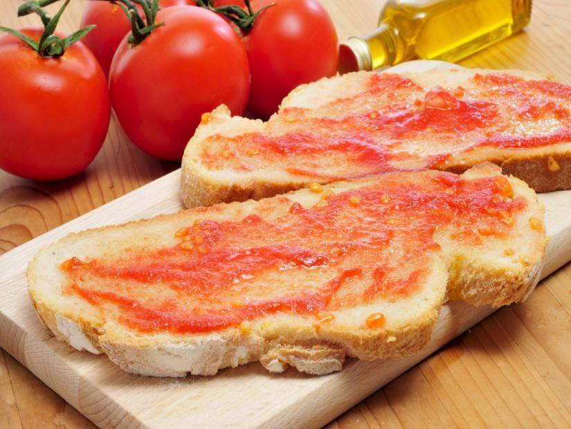 İspanyada Kahvaltı