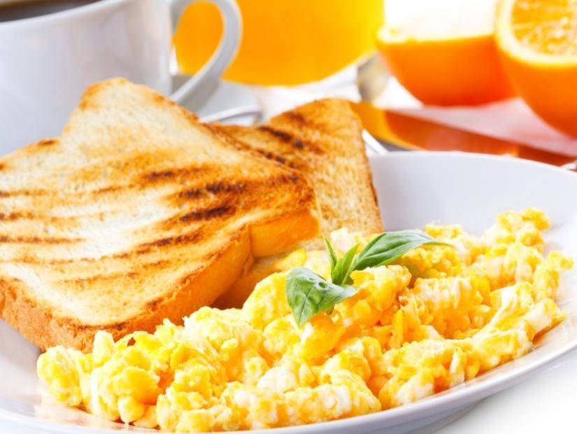 Hızlı kahvaltıların adresi Amerika