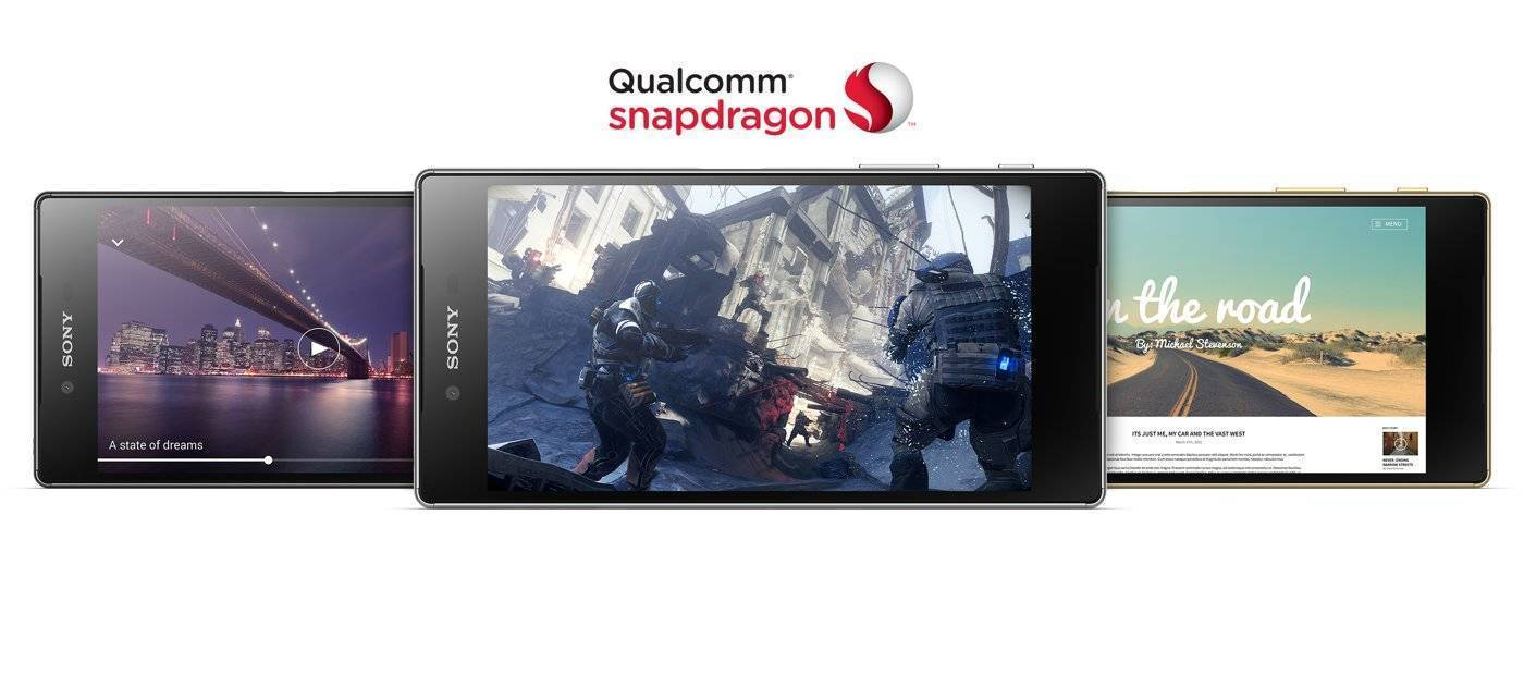 Xperia Z5 Snapdragon